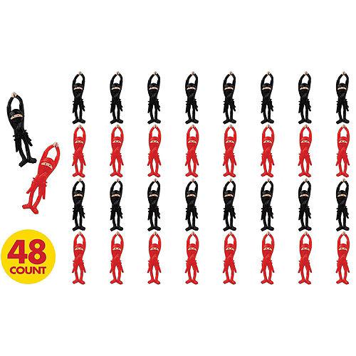 Sticky Ninja Toys 48ct Image #2