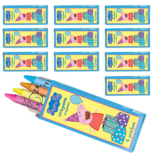 Nav Item for Peppa Pig Crayon Boxes 48ct Image #1