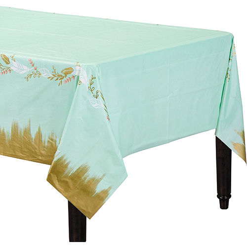 Mint to Be Table Cover Image #1