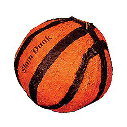 Basketball Pinata Kit with Favors Image #3