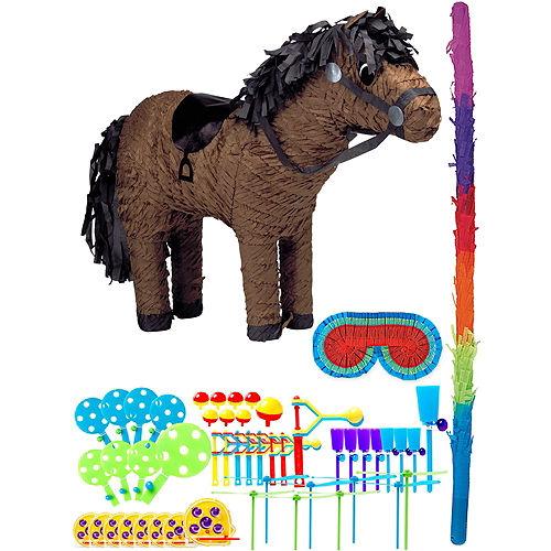 Horse Pinata Kit with Favors Image #1