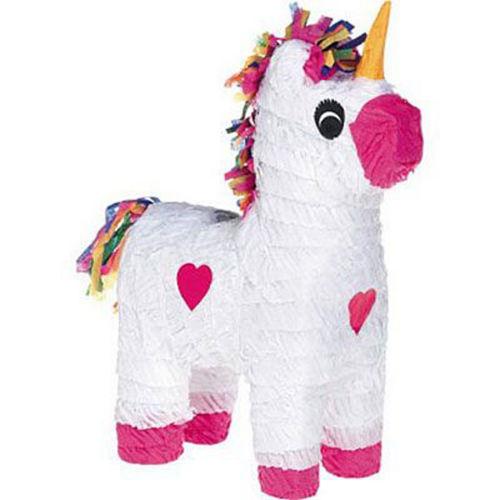 Unicorn Pinata Kit with Favors Image #5