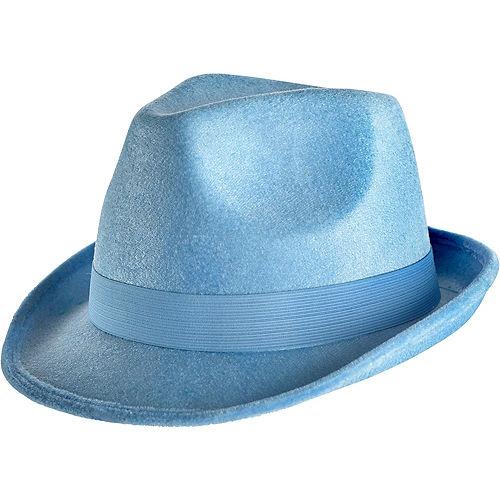 Light Blue Fedora Image #1
