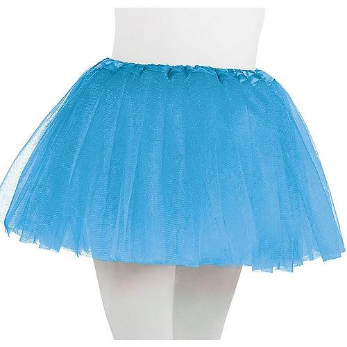 Child Light Blue Tutu Image #1