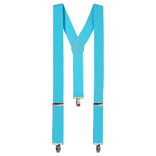 Turquoise Suspenders Image #1