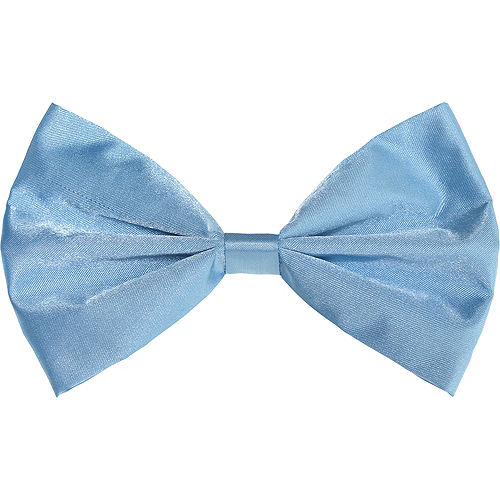 Light Blue Bow Tie Image #1