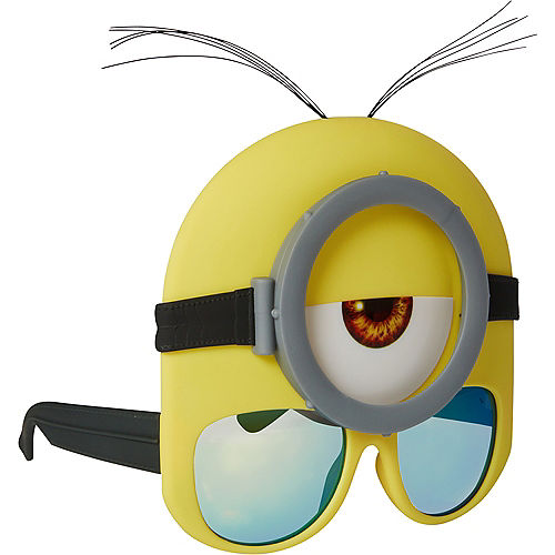 Stuart Minion Glasses - Despicable Me Image #2