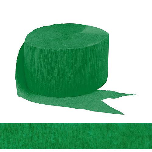 Festive Green Streamer Image #1