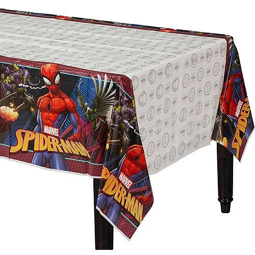 Spider-Man Webbed Wonder Table Cover Image #1