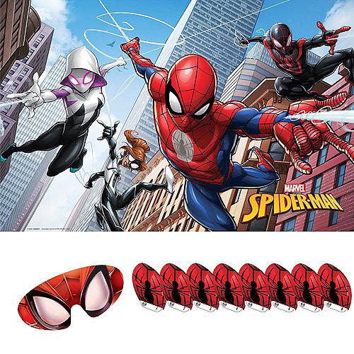 Spider-Man Webbed Wonder Party Game Image #1