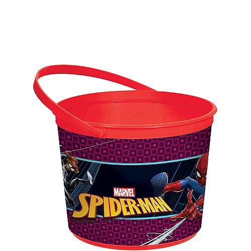 Spider-Man Webbed Wonder Favor Container Image #1
