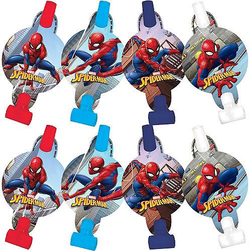 Spider-Man Webbed Wonder Blowouts 8ct Image #1