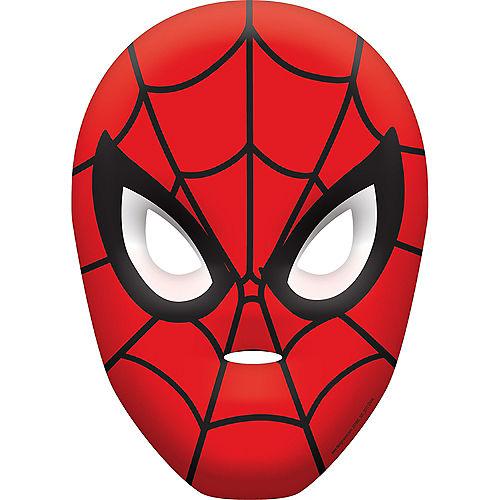 Spider-Man Webbed Wonder Mask Image #1