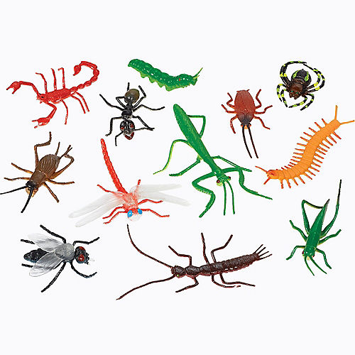 Insect Favor Pack 12pc Image #1