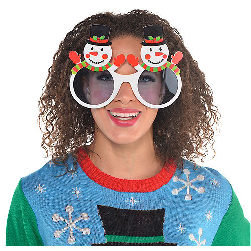 Snowman Sunglasses Image #3