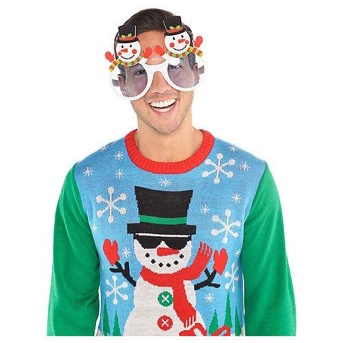 Snowman Sunglasses Image #4