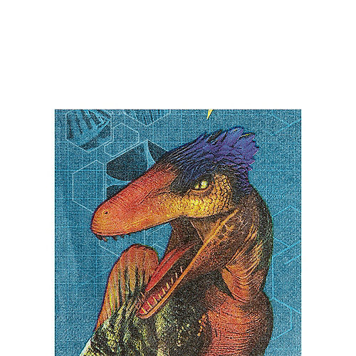 Jurassic World Beverage Napkins 16ct Image #1