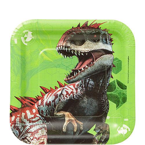 Jurassic World Dessert Plates 8ct Image #1