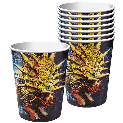 Jurassic World Cups 8ct Image #1