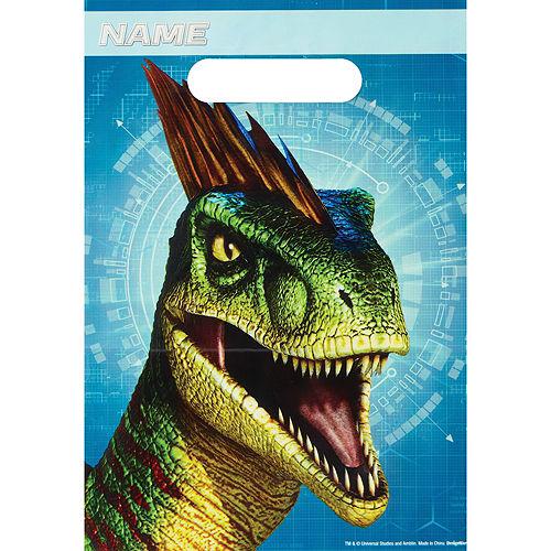 Jurassic World Favor Bags 8ct Image #1