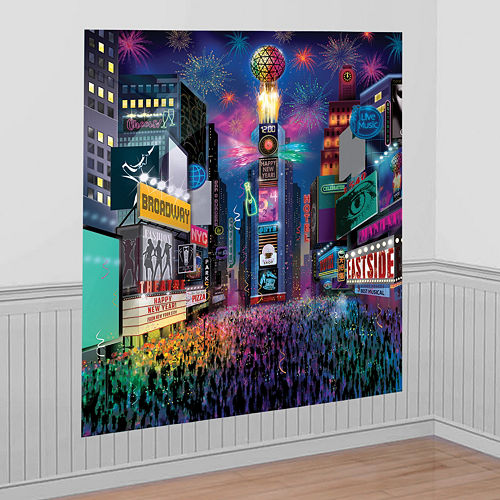 Times Square New Year's Scene Setter Image #1