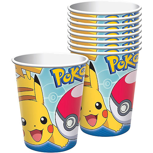 Nav Item for Pokemon Core Cups 8ct Image #1