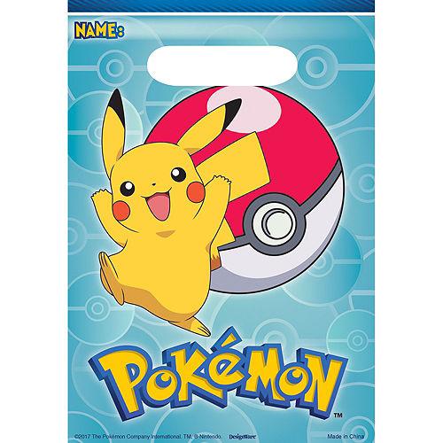 Pokemon Core Favor Bags 8ct Image #1