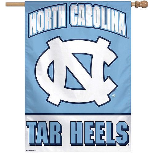 North Carolina Tar Heels Banner Flag Image #1
