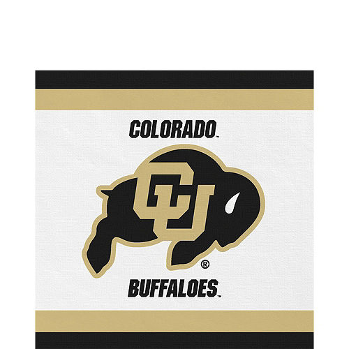 Colorado Buffaloes Party Kit for 40 Guests Image #5