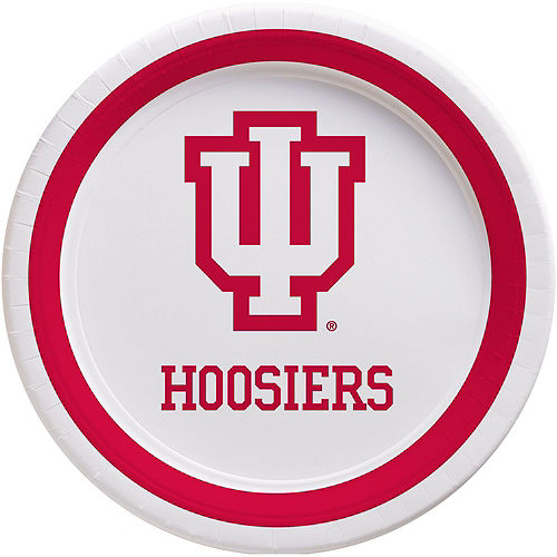 Indiana Hoosiers Party Kit for 40 Guests Image #3