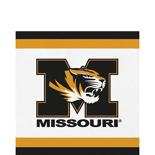 Missouri Tigers Party Kit for 40 Guests Image #5