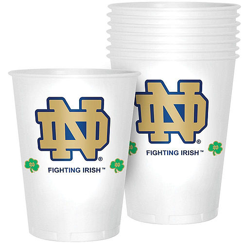 Notre Dame Fighting Irish Party Kit for 40 Guests Image #6