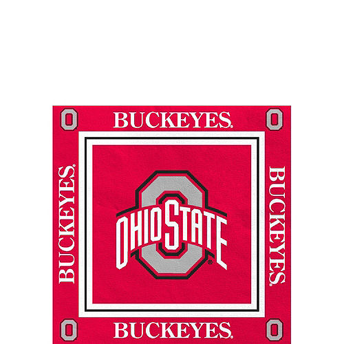 Ohio State Buckeyes Party Kit for 40 Guests Image #4