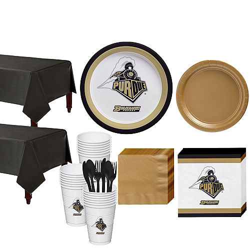 Purdue Boilermakers Party Kit for 40 Guests Image #1