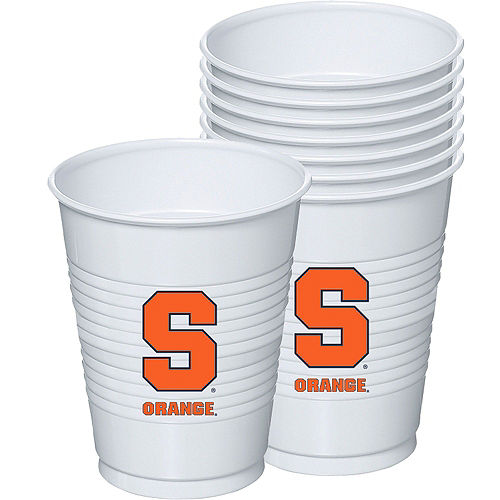 Syracuse Orange Party Kit for 40 Guests Image #6