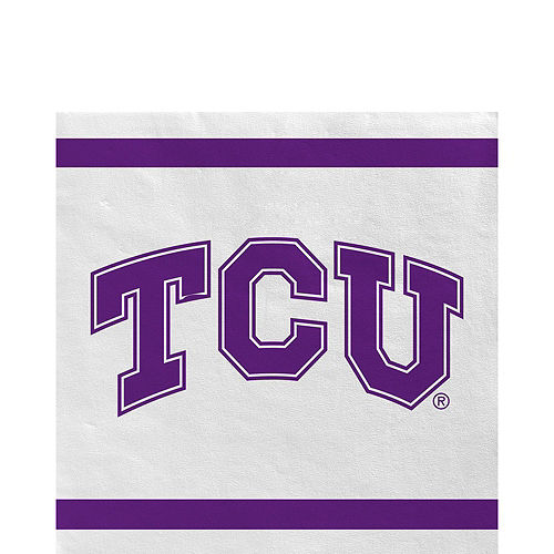 TCU Horned Frogs Party Kit for 40 Guests Image #5