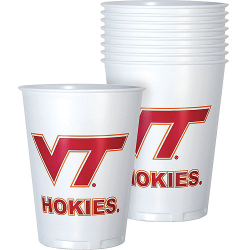 Virginia Tech Hokies Party Kit for 40 Guests Image #6