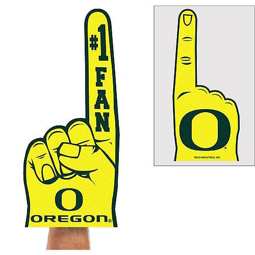 Oregon Ducks Foam Finger Image #1