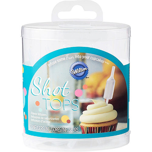 Wilton Shot Tops Infusers 12ct Image #1