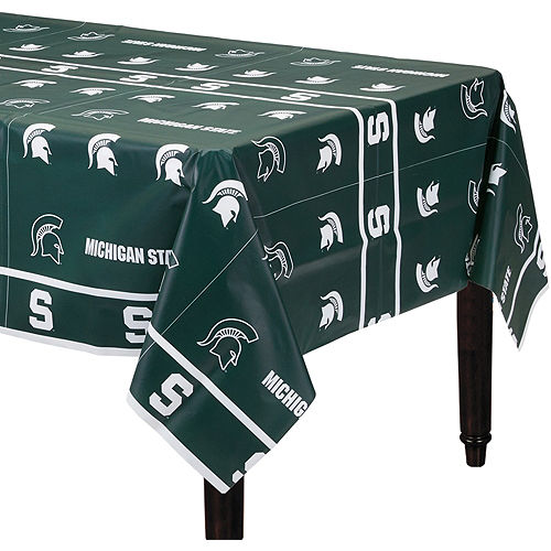 Michigan State Spartans Table Cover Image #1