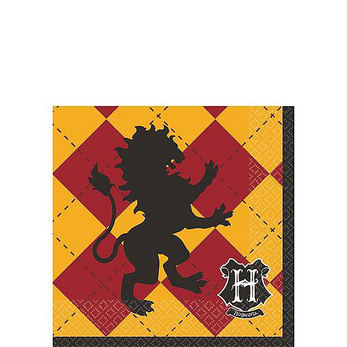 Harry Potter Beverage Napkins 16ct Image #1