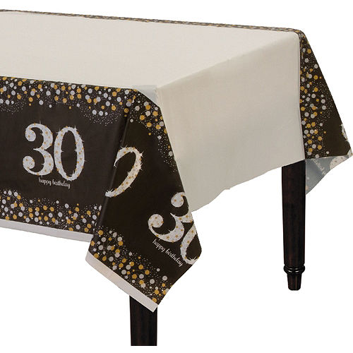 Sparkling Celebration 30th Birthday Party Kit for 16 Guests Image #7