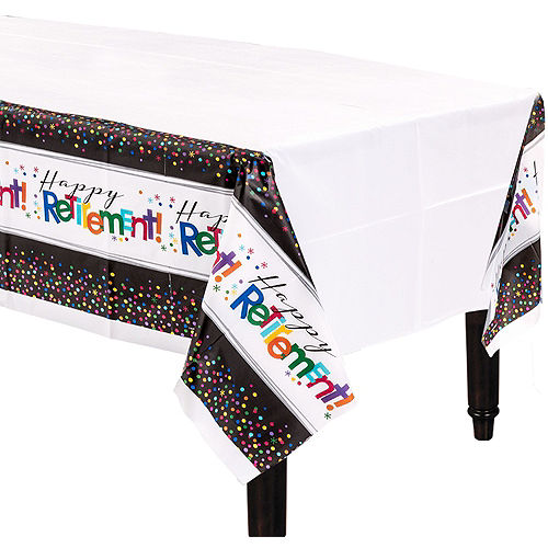 Happy Retirement Celebration Party Kit for 16 Guests Image #7