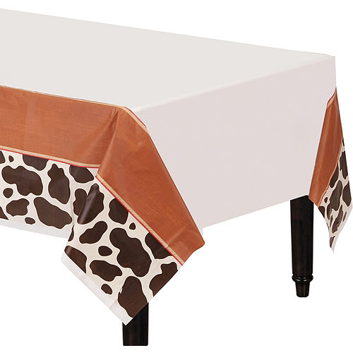Yeehaw Western Table Cover Image #1