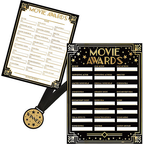 Nav Item for Movie Awards Game Image #1