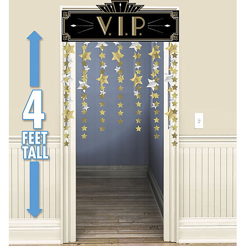 Hollywood VIP Doorway Curtain Image #1