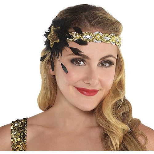 Gold Starlet Headband Image #1