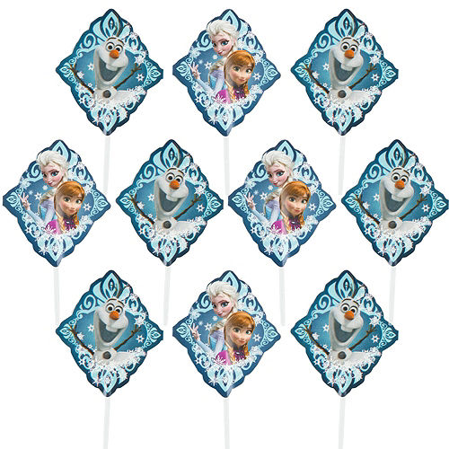 Frozen Cupcake Kit for 24 Image #2