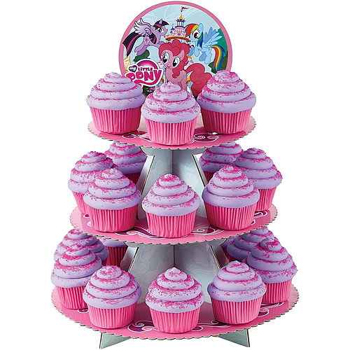 My Little Pony Cupcake Kit for 24 Image #4