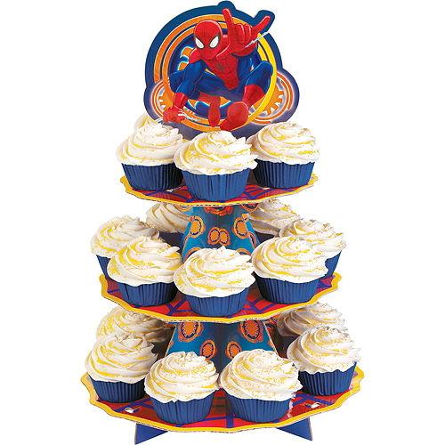 Spider-Man Cupcake Kit for 24 Image #2